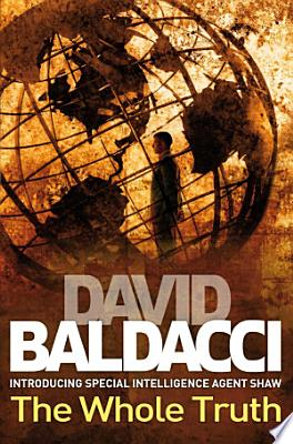 Book cover of 'The Whole Truth' by David Baldacci