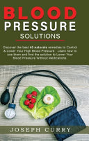 Blood Pressure Solutions