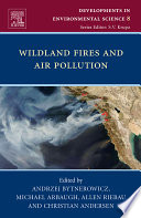 Wildland Fires and Air Pollution Book