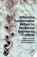 Differential Transformation Method for Mechanical Engineering Problems Book
