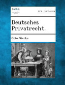 Deutsches Privatrecht