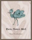 Horse  Flower  Bird