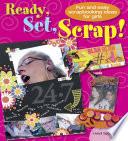 Ready  Set  Scrap  Book