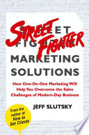 Street Fighter Marketing Solutions Book PDF