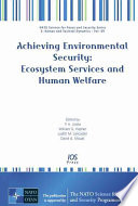 Achieving Environmental Security