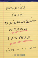 Stories from Trailblazing Women Lawyers Pdf/ePub eBook