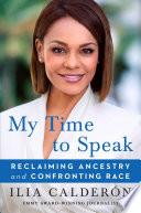 My Time to Speak Book PDF