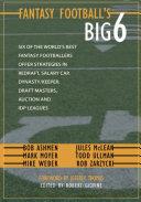 Fantasy Football s Big Six
