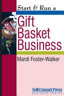Start   Run a Gift Basket Business
