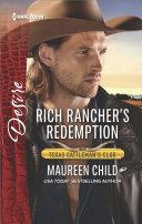 Rich Rancher's Redemption Pdf/ePub eBook