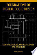 Foundations of Digital Logic Design Book