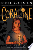 Coraline Graphic Novel image