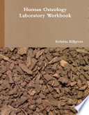 Human Osteology Laboratory Workbook   Print