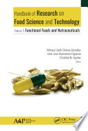 Handbook of Research on Food Science and Technology Book