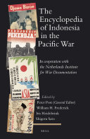 The Encyclopedia of Indonesia in the Pacific War