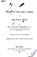 The Work Of The Holy Spirit In The Human Heart Book PDF