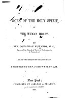 The Work of the Holy Spirit in the Human Heart