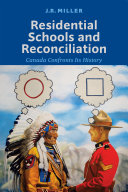 Residential Schools and Reconciliation