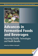Advances in Fermented Foods and Beverages