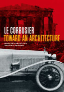Toward an Architecture