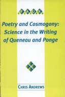 Pdf Poetry and Cosmogony Telecharger