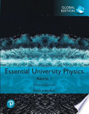 ESSENTIAL UNIVERSITY PHYSICS PLUS PEARSON MASTERINGPHYSICS WITH PEARSON ETEXT, GLOBAL... EDITION.