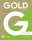 Gold First New Edition Coursebook for MyEnglishLab Pack