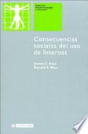 Consecuencias sociales del uso de Internet