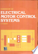 Handbook Of Electrical Motor Control Systems Book PDF