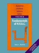 Fundamentals of H.V.A.C.