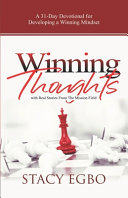 Winning Thoughts Book