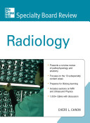 McGraw Hill Specialty Board Review Radiology