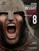 Cover of Oxford Insight History 8