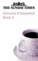 Concise Crossword
