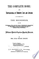 The Complete Home: an Encyclopædia of Domestic Life and Affairs Pdf/ePub eBook