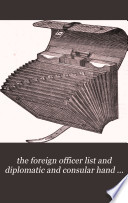The Foreign Office List