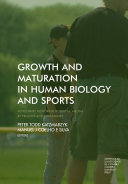 Growth and maturation in human biology and sports