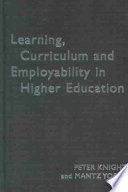 Learning  Curriculum and Employability in Higher Education