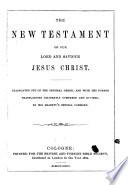 Novum Testamentum Graece   The New Testament  etc   Gr    Eng