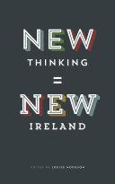 Pdf New Thinking = New Ireland Telecharger