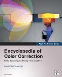 Encyclopedia of Color Correction