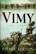 Vimy Pdf/ePub eBook