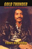 Gold Thunder  A Legendary Adventures of a Motown Bassman