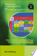 Metal Ions in Toxicology