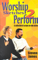 Worship Sketches 2 Perform Book