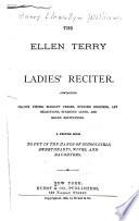 The Ellen Terry Ladies Reciter Book PDF