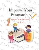 Improve Your Penmanship Book
