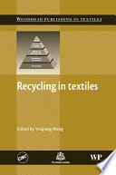 Recycling In Textiles Book PDF