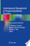 Contemporary Management Of Temporomandibular Disorders PDF
