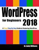 Wordpress for Beginners 2018